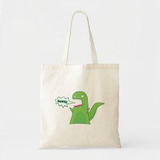 Dinorawr Tote Bag