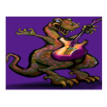 DinoRock Postcard
