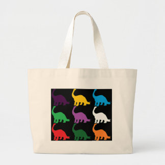 Dinos coloreado bolsas