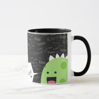Dinos Go Rawr Mug