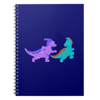 Dinos Jogging Notebook