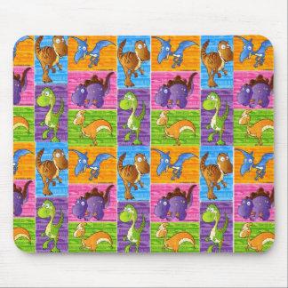 Dinos Mouse Pad
