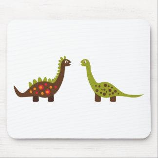 Dinosaur3 Mouse Pad