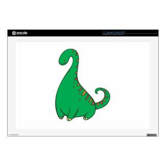 "Dinosaur 17"" Laptop Skin"