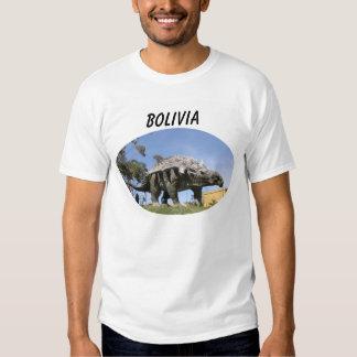 Dinosaur - Ankylosaurus Dinosaur in Sucre Bolivia T-Shirt
