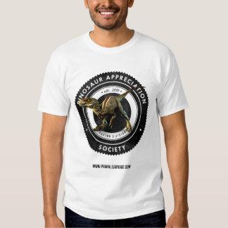 Dinosaur Appreciation Society Tee