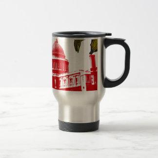dinosaur Attacks Coffee Mugs