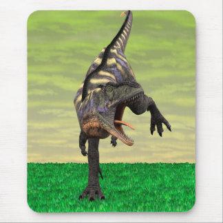 Dinosaur Aucasaurus Mouse Pad