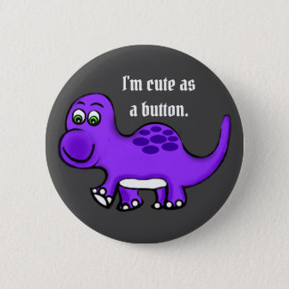 Dinosaur Baby cute as a button