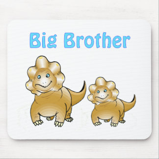 dinosaur big brother mouse pads