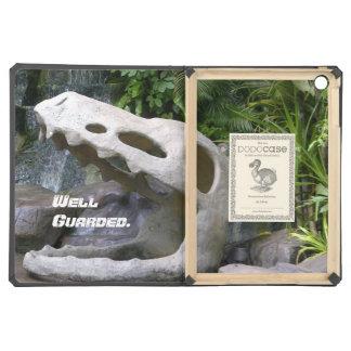 Dinosaur Black Dodo iPad Air. iPad Air Case