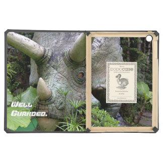 Dinosaur Black Dodo iPad Air. iPad Air Cases