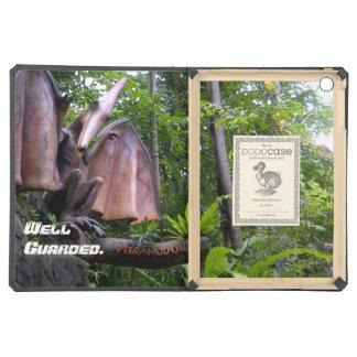 Dinosaur Black Dodo iPad Air. iPad Air Cover