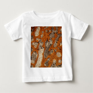 Dinosaur bone under the microscope baby T-Shirt