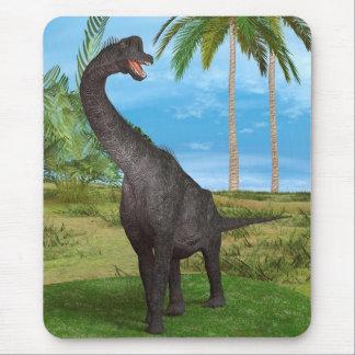 Dinosaur Brachiosaurus Mouse Pad