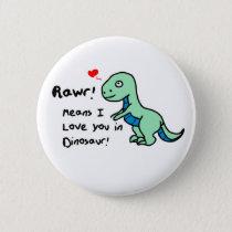 Dinosaur Button