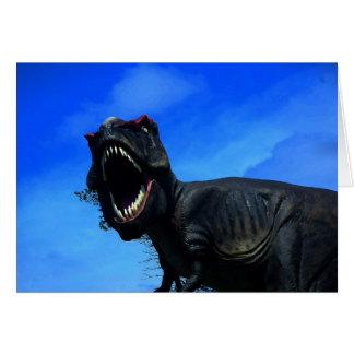 Dinosaur Card..I love you Card
