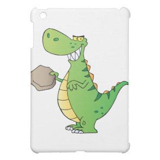 Dinosaur Cartoon Character iPad Mini Cover