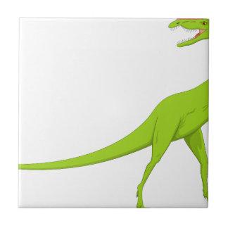 Dinosaur Ceramic Tile