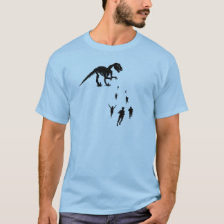 Dinosaur Chasey - Tag You're IT! T-Shirt