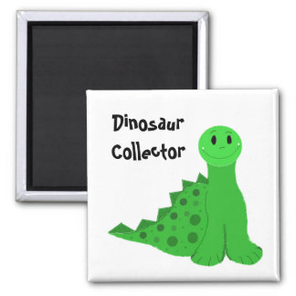 Dinosaur Collector Magnet