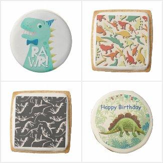 Dinosaur Cookies!