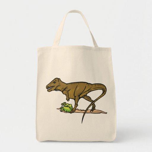 Dinosaur Cretaceous Tyrannosaurus Science Animal Bag