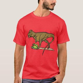 Dinosaur Cretaceous Tyrannosaurus Science Animal T-Shirt