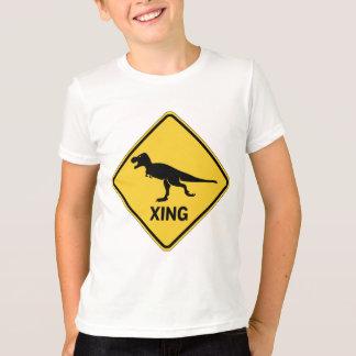 Dinosaur Crossing Shirt