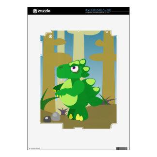 Dinosaur Decal For The iPad 2