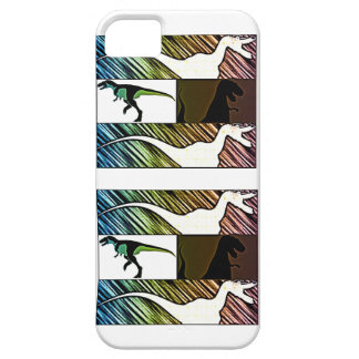 Dinosaur Delight iPhone Case