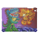 Dinosaur Dragon Cooking Marshmallows With Breath Case For The iPad Mini