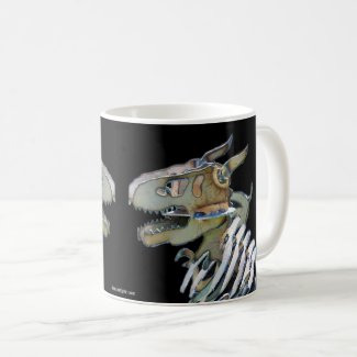 Dinosaur Dragon Mug