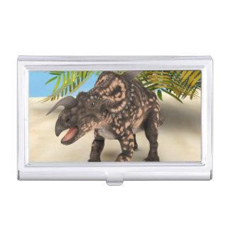 Dinosaur Einiosaurus Business Card Case