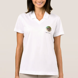 Dinosaur Einiosaurus Polo T-shirts