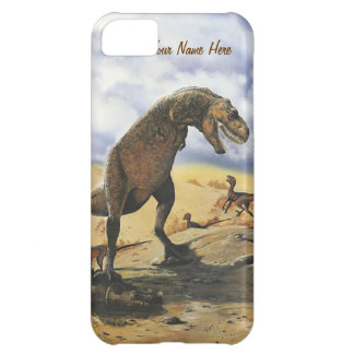 Dinosaur Family iPhone-Barely There Case For iPhone 5C