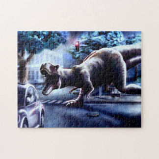 Dinosaur Fantasy Puzzle