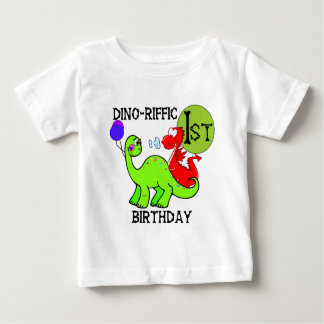 Dinosaur First Birthday Tshirts and Gifts