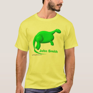 Dinosaur for Personalization T-Shirt