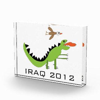 Dinosaur Friends Acrylic Award