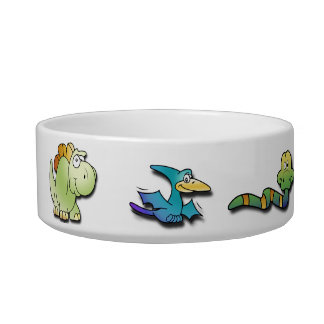 Dinosaur Friends Bowl