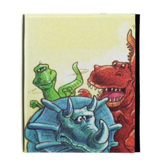 Dinosaur Friends iPad Folio Cases