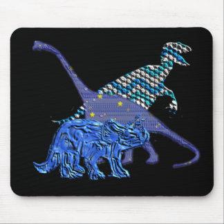 Dinosaur Gang Mouse Pad