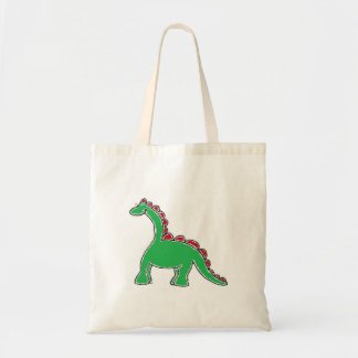 Dinosaur Gear Tote Bag