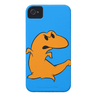 Dinosaur Ghost iPhone 4 Case