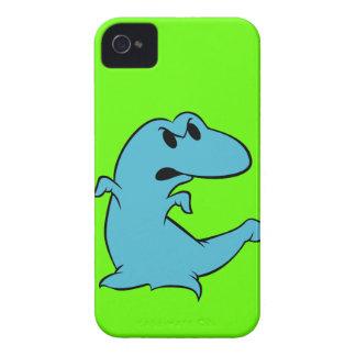 Dinosaur Ghost iPhone 4 Case-Mate Case
