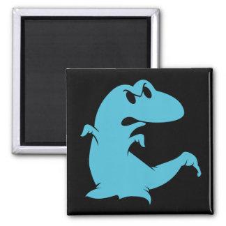 Dinosaur Ghost Refrigerator Magnets
