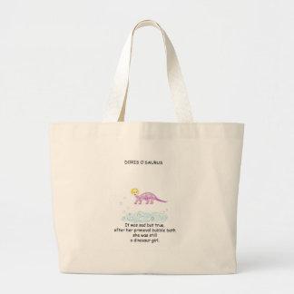 Dinosaur Girl Bag
