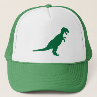 Dinosaur Green Trucker Hat