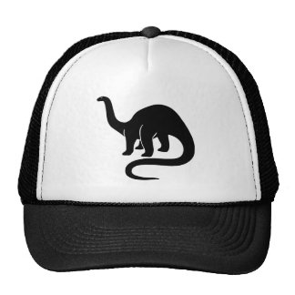 Dinosaur Hat -  Black